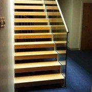 Bespoke Staircase Romsey - Model 500