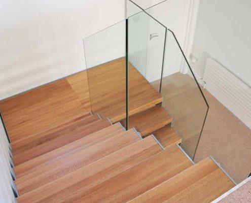 Bespoke Staircase Southampton - Model 500