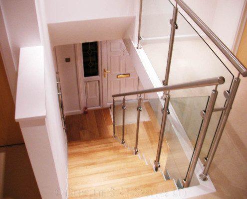 Bespoke Staircase Stevenage - Model 500