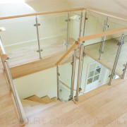 Bespoke Staircase Swanage - Model 500
