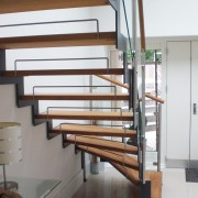 Bespoke Staircase Usk - Model 500