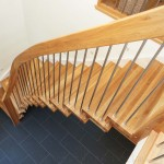 Bespoke Timber Staircase - Aberdeen
