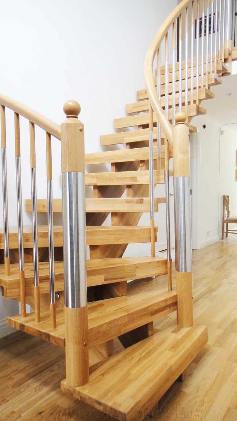 Bespoke Timber Staircase - Birmingham - 3