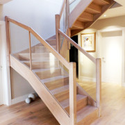 Bespoke Timber Staircase - Braishfield