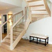 Bespoke Timber Staircase - Braishfield