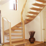 Bespoke Timber Staircase Bude
