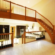 Bespoke Timber Staircase Chiswick
