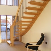 Bespoke Timber Staircase Coventry