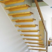 Bespoke Timber Staircase Crowborough