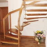 Bespoke Timber Staircase Dumfries