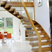 Bespoke Timber Staircase Lyndhurst