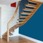 Bespoke Timber Staircase - Market Harborough