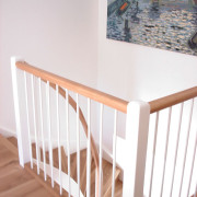 Bespoke Timber Staircase New Forest