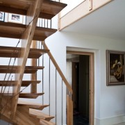 Bespoke Timber Staircase - New Malden