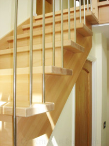 Bespoke Timber Staircase Salisbury