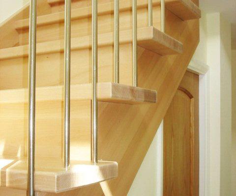 Bespoke Timber Staircase Salisbury