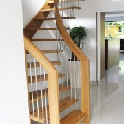 Bespoke Timber Staircase Kent