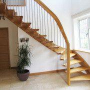 Bespoke Timber Staircase Sevenoaks