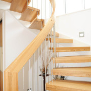 Bespoke Timber Staircase - Southampton