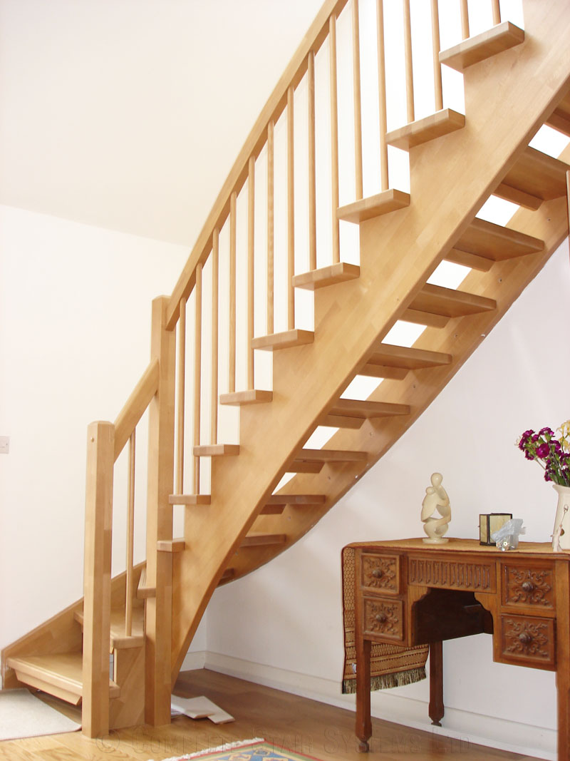 Bespoke Timber Staircase Southampton North