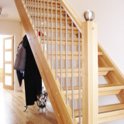 Bespoke Timber Staircase Staines