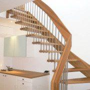 Bespoke Timber Staircase Stanmore