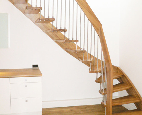 Bespoke Timber Staircase Stanmore