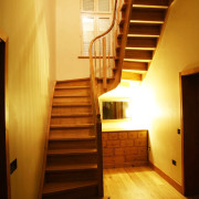 Bespoke Timber Staircase Swavesey