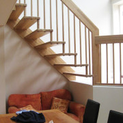 Bespoke Timber Staircase Teddington