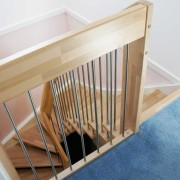 Bespoke Timber Staircase West Grinstead
