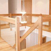 Bespoke Timber Staircase Lanarkshire
