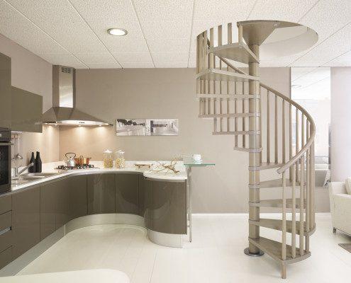 Genius 070 Kit Spiral Staircase