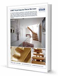 Spirit Staircase Product Sheet