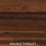 Walnut Parquet Timber