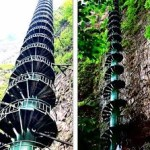 Mountain Spiral Staircase 4
