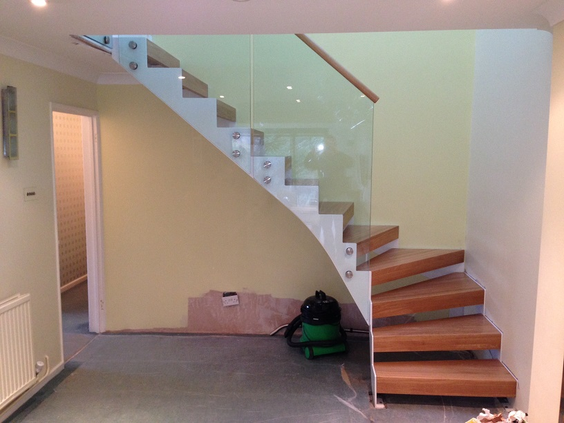 Modern Staircases modern staircase archives | spiral staircases and staircases
