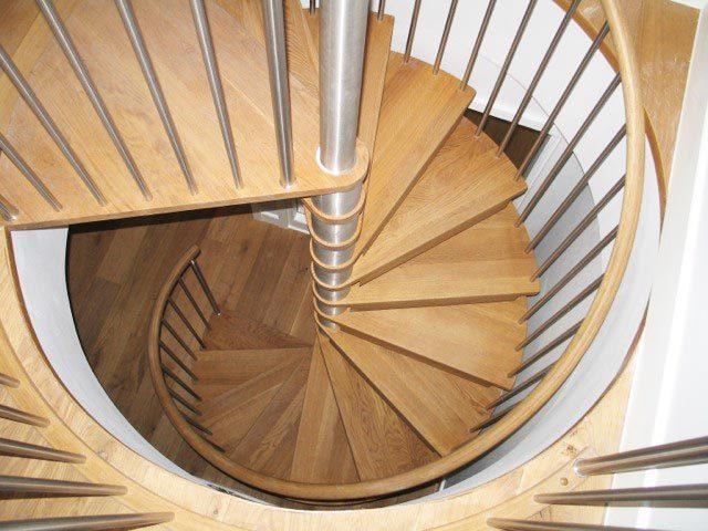 Spiral Staircase Balham 1