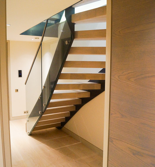 Bespoke Staircase London