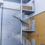 Spiral Staircase - External
