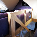 Timber Staircase - Surrey 2