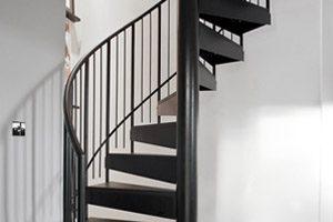 Spiral Staircase - Case Study Bristol