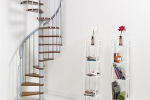 Spiral Staircase - Kit Spiral Stair Ago
