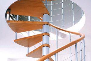 Spiral Staircases - Kit Spiral Stair Genius 010