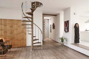 Spiral Staircases - Kit Spiral Stair Genius 040