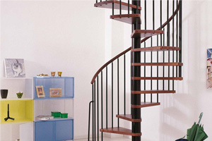Spiral Staircases - Kit Spiral Stair Klan