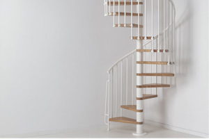Spiral Staircase - Kit Spiral Stair Oak 70