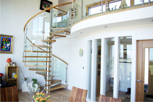 Spiral Staircases - Project Ayrshire