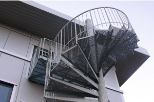 Spiral Staircases - Project Blackpool
