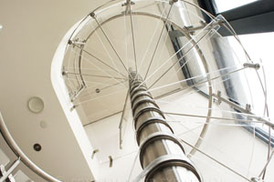 Spiral Staircase - Project Cardiff Penthouse