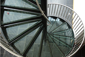 Spiral Staircases - Project Essex